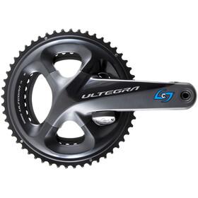 Stages Cycling Power R Capteur de puissance avec plateau 50/34 Dents pour Ultegra R8000, black